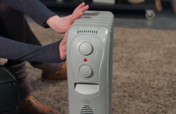 Confort du radiateur à bain d'huile