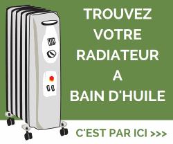 Radiateur Bain Huile